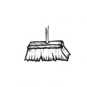 Siivousvälineet